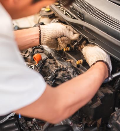engine repair shops