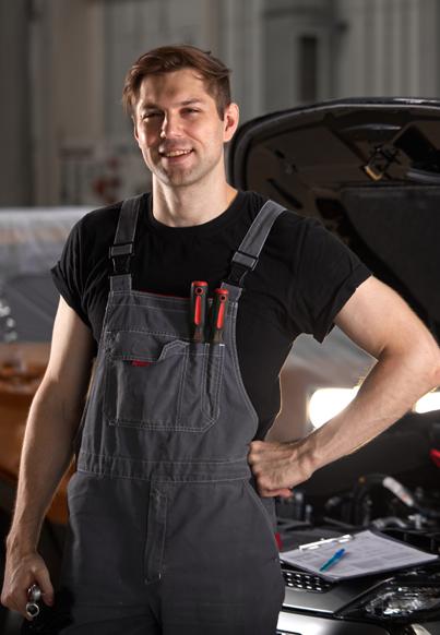 car exhaust maintenance